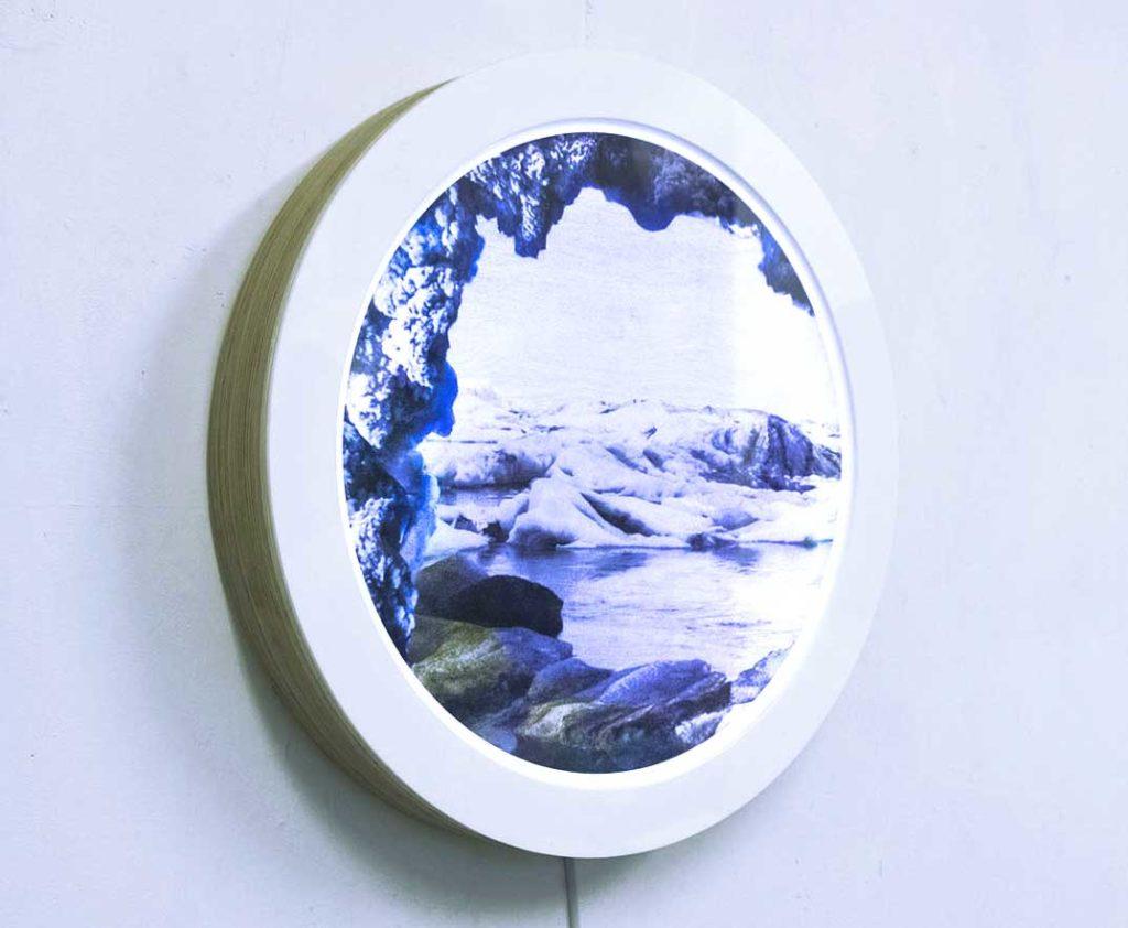 Light-Tondo-Monoscape-led-Light-Box, Caroline List